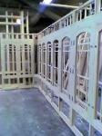 Construcciones en Madera carpinteria decorativa