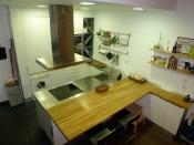 Cocinas de diseño a medida